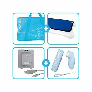 Speed-Link Protect & Carry 4in1 Bundle for Wii Fit