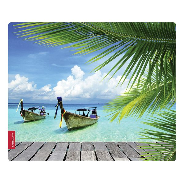 Speed-Link Silk Mousepad, paradise