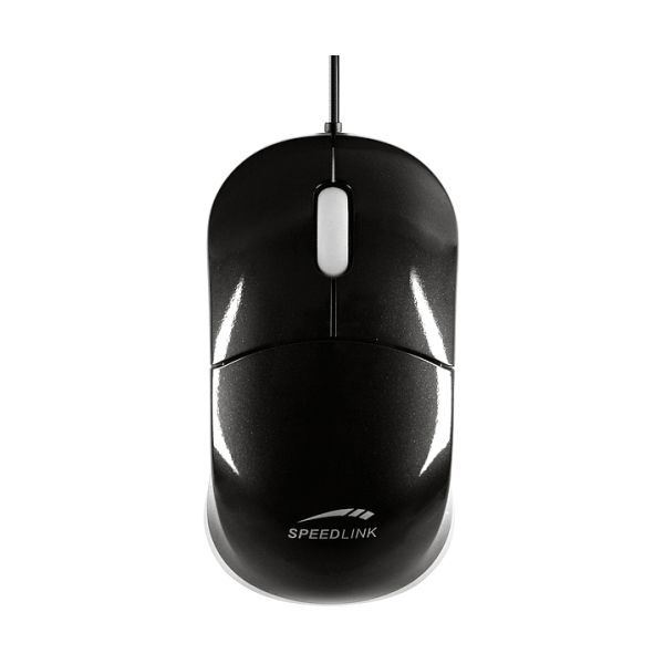 Speed-Link Snappy Mouse USB, black