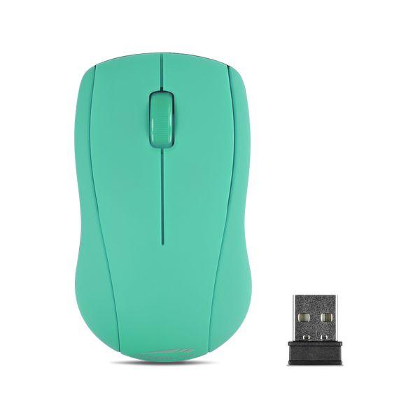 Myš Speedlink Snappy Mouse Wireless USB, tyrkysová
