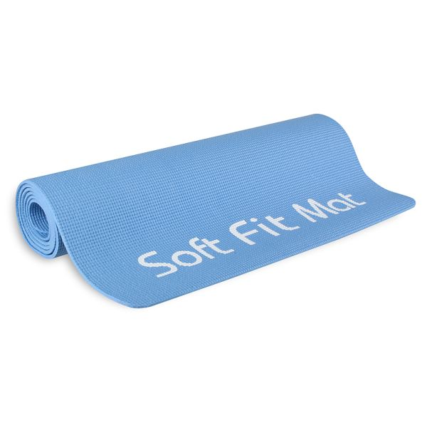 Speed-Link Soft Fit Mat for Wii Fit, blue