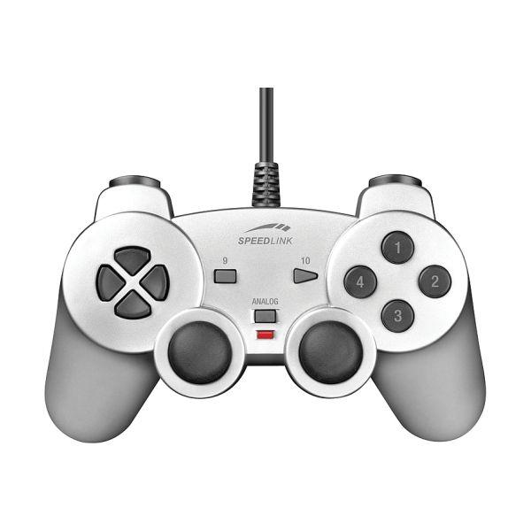 Speed-Link Strike Gamepad, silver