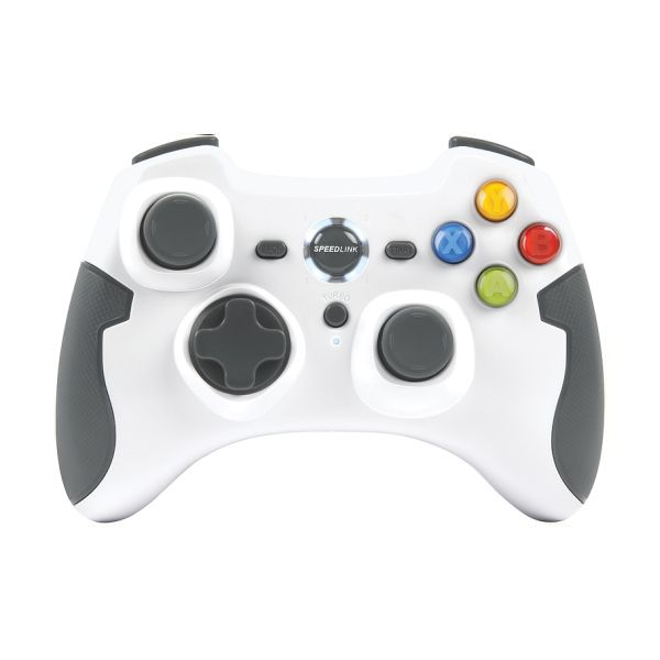 Speed-Link Torid Gamepad Wireless for PC/PS3, white