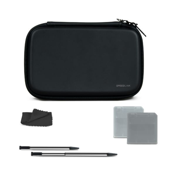 Speedlink 7-in-1 Starter Kit for New 3DS, black