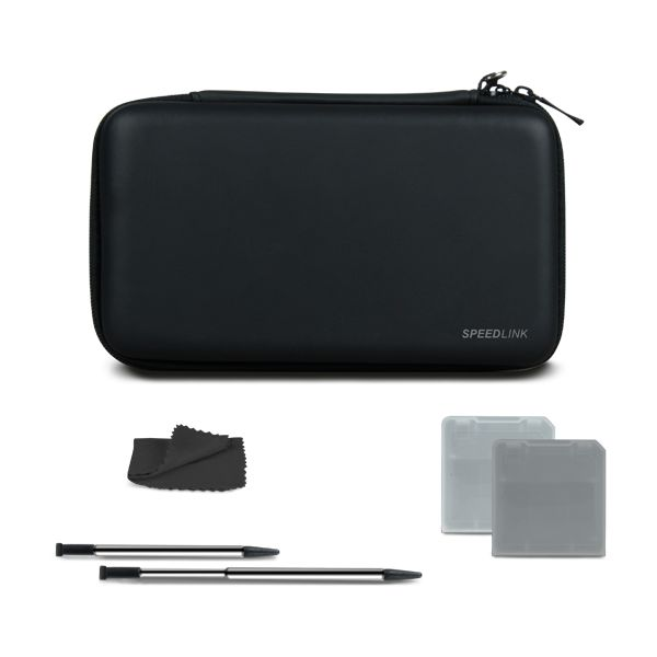 Speedlink 7-in-1 Starter Kit for New 3DS XL, black