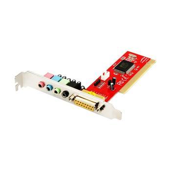 Speedlink Stage 4 Channel PCI Sound Card