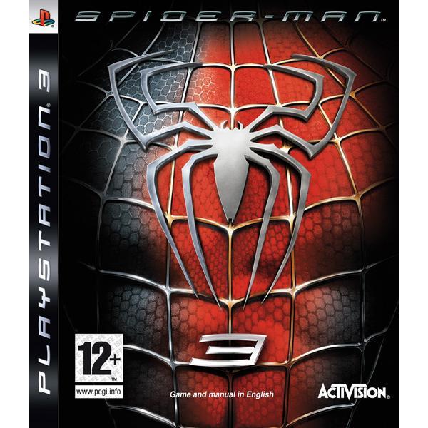 Spider-Man 3 [PS3] - BAZÁR (použitý tovar)