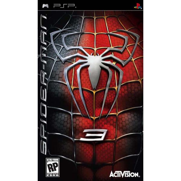 Spider-Man 3 [PSP] - BAZÁR (použitý tovar)