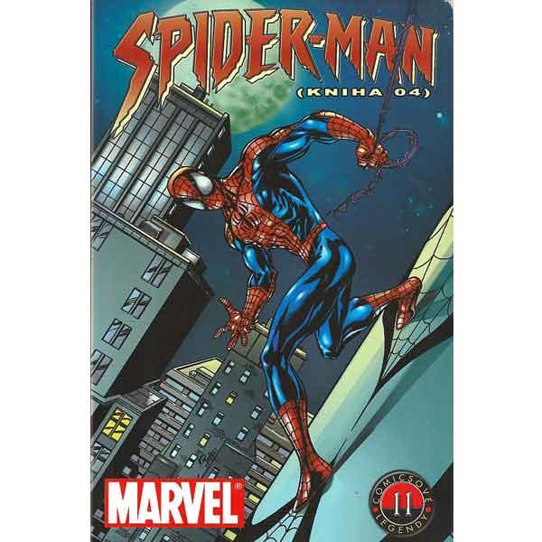 Spider-Man 4 - Comicsové legendy 11 komiks