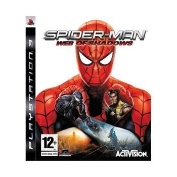 Spider-Man: Web of Shadows [PS3] - BAZÁR (použitý tovar)