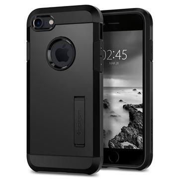 Púzdro SPIGEN Tough Armor 2 iPhone 7/8 čierne