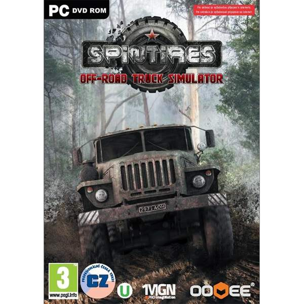 Spintires CZ