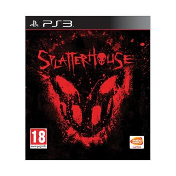 Splatterhouse [PS3] - BAZÁR (použitý tovar)