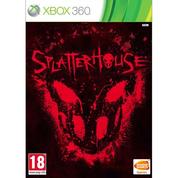 Splatterhouse [XBOX 360] - BAZÁR (použitý tovar)