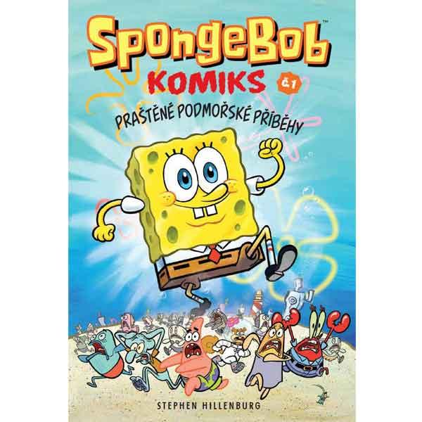 SpongeBob 1: Praštěné podmořské příběhy komiks