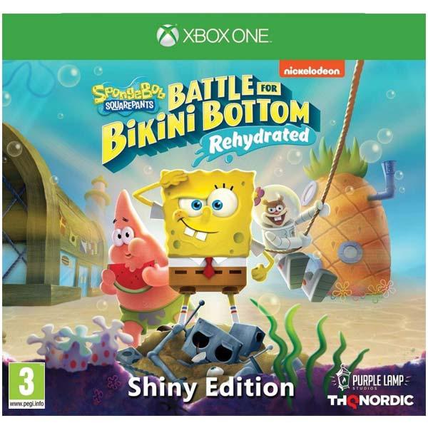 SpongeBob SquarePants: Battle for Bikini Bottom (Rehydrated, Shiny Edition)