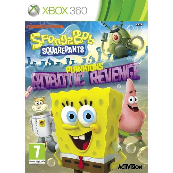SpongeBob SquarePants: Plankton´s Robotic Revenge