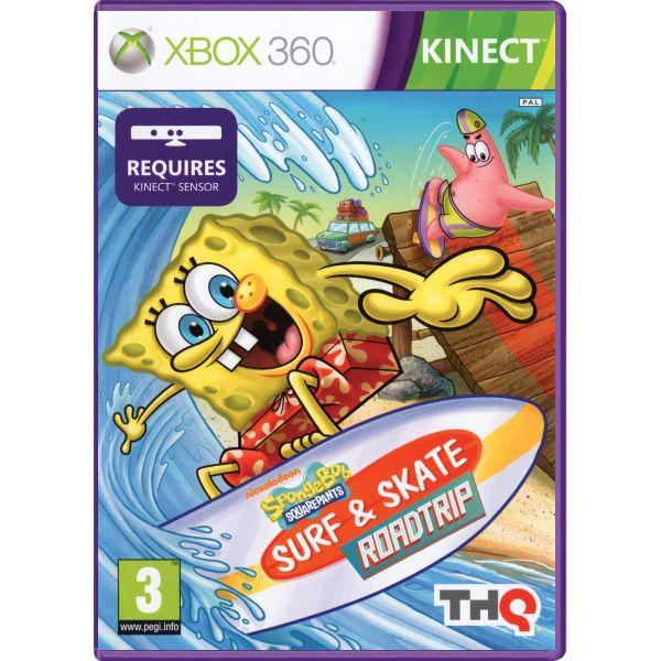 SpongeBob SquarePants: Surf & Skate Roadtrip [XBOX 360] - BAZÁR (použitý tovar)