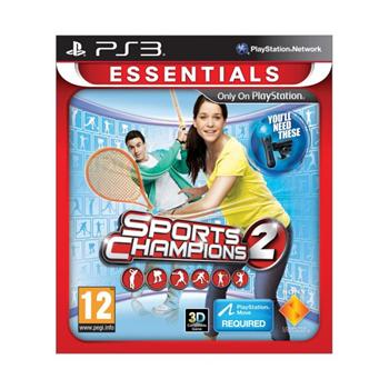 Sports Champions 2-PS3 - BAZ�R (pou�it� tovar)