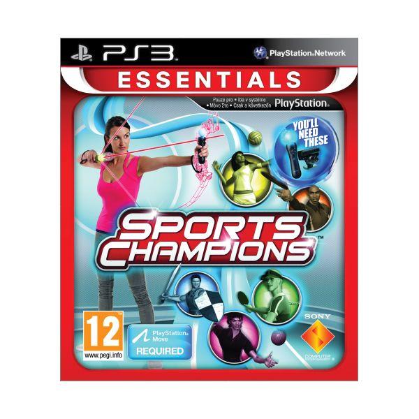 Sports Champions-PS3 - BAZÁR (použitý tovar)