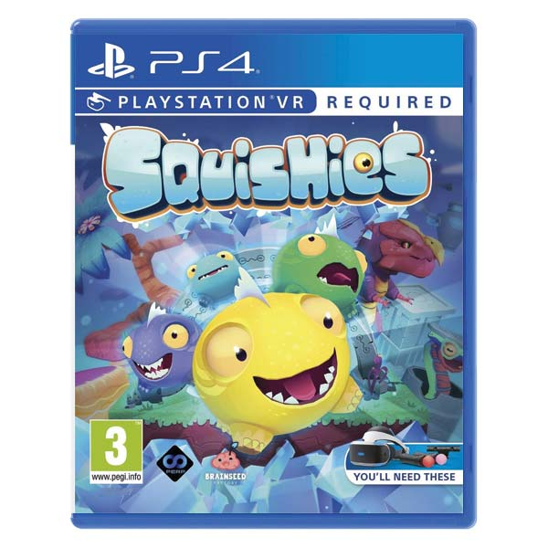 Squishies PS4