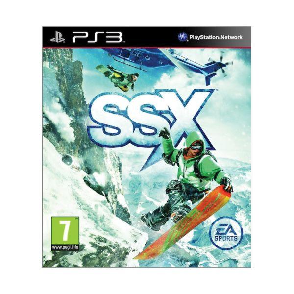 SSX [PS3] - BAZÁR (použitý tovar)