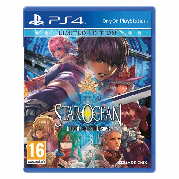 Star Ocean: Integrity and Faithlessness (Limited Edition)
