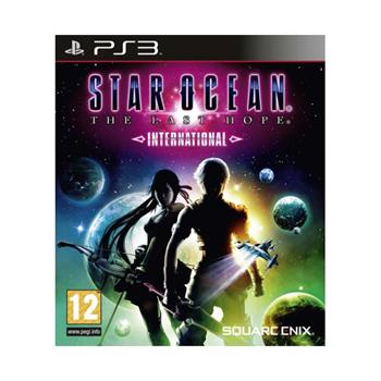 Star Ocean: The Last Hope (International) [PS3] - BAZÁR (použitý tovar)