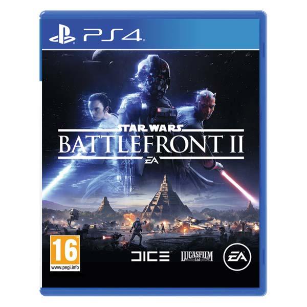Star Wars: Battlefront 2 [PS4] - BAZÁR (použitý tovar)