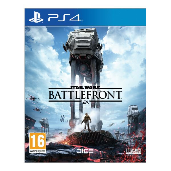 Star Wars: Battlefront [PS4] - BAZ�R (pou�it� tovar)