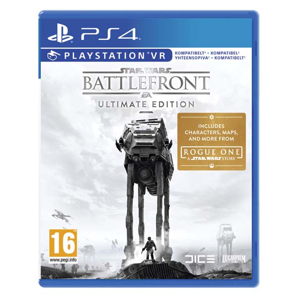 Star Wars: Battlefront (Ultimate Edition) PS4