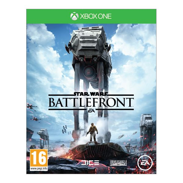 Star Wars: Battlefront [XBOX ONE] - BAZÁR (použitý tovar)