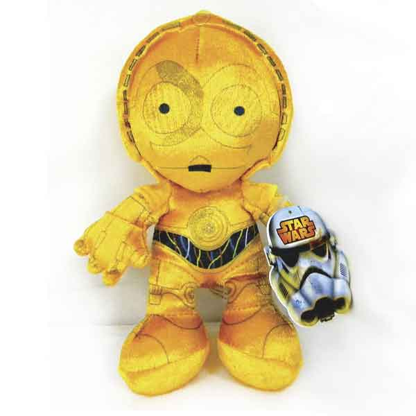 Star Wars Classic: C-3PO plyš (17 cm) SWP1400610