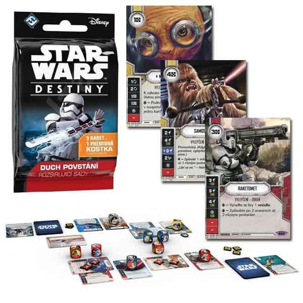 Star Wars Destiny: Duch povstání