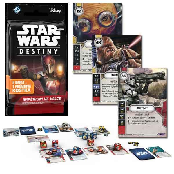 Star Wars Destiny: Impérium ve válce
