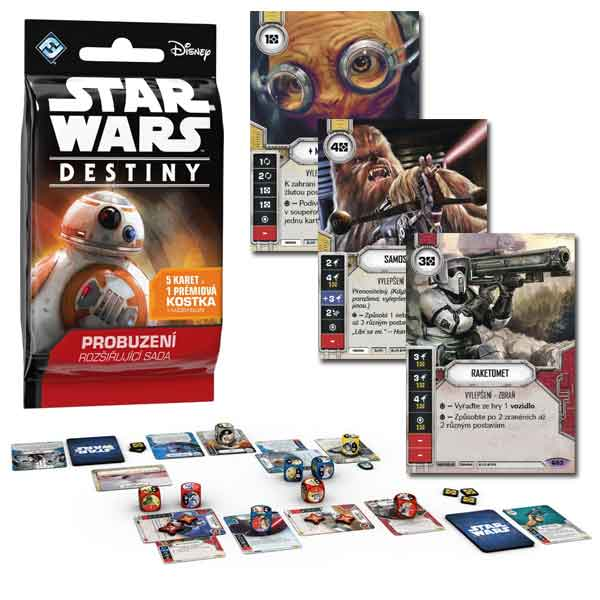 Star Wars Destiny: Probuzení