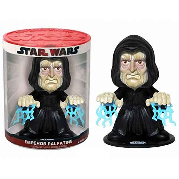 Star Wars Emperor Palpatine Bobble-Head