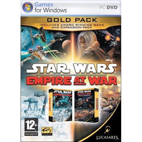 Star Wars: Empire at War (Gold Pack)