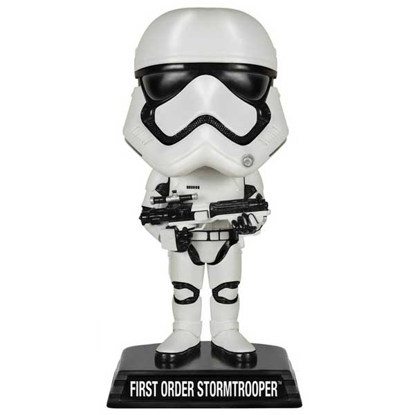 Star Wars First Order Stormtrooper Bobble-Head