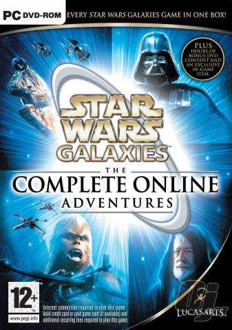 Star Wars - Galaxies: The Complete Online Adventures