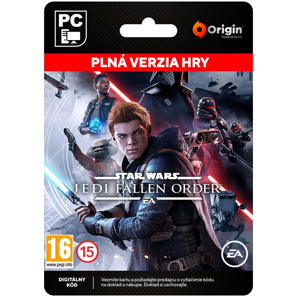 Star Wars Jedi: Fallen Order [Origin]