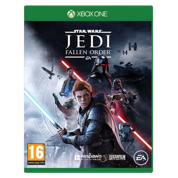 Star Wars Jedi: Fallen Order [XBOX ONE] - BAZÁR (použitý tovar)
