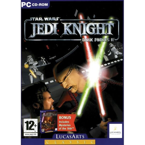 Star Wars Jedi Knight: Dark Forces 2 & Mysteries of the Sith