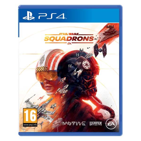 Star Wars: Squadrons [PS4] - BAZÁR (použitý tovar)