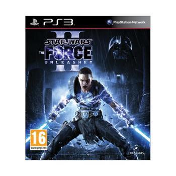 Star Wars: The Force Unleashed 2 [PS3] - BAZÁR (použitý tovar)