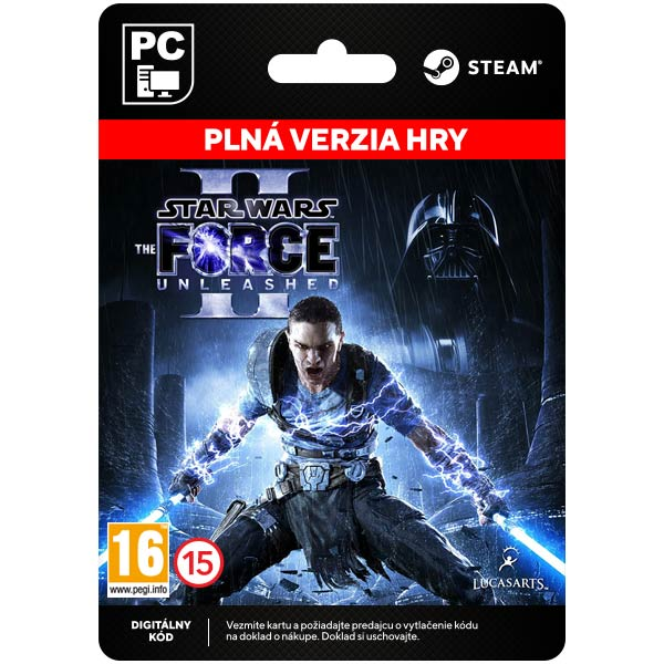 Star Wars: The Force Unleashed 2 [Steam]
