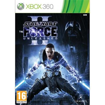 Star Wars: The Force Unleashed 2 [XBOX 360] - BAZÁR (použitý tovar)