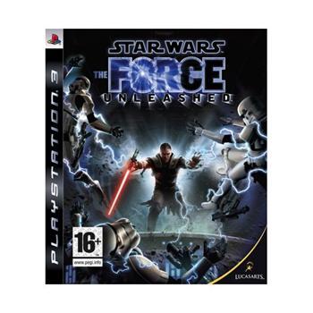 Star Wars: The Force Unleashed [PS3] - BAZÁR (použitý tovar)