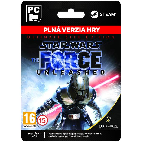 Star Wars: The Force Unleashed (Ultimate Sith Edition) [Steam]
