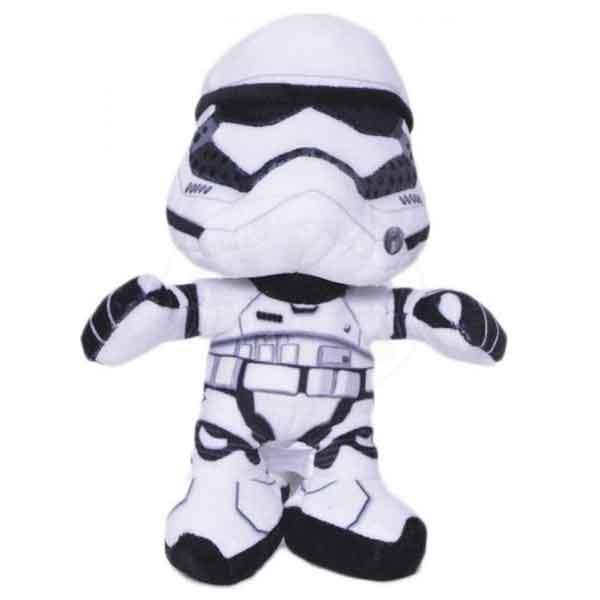 Star Wars VII: Stormtrooper Villain Trooper White plyš (25 cm) SWP1500083
